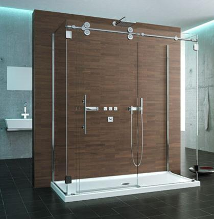 Frameless Sliding Shower Doors frameless sliding shower doors - creditrestore